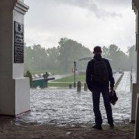 Укрытие от дождя :: Валерий Михмель