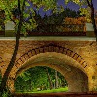 Поздний вечер в Нескучном саду :: Иван Степанов