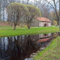 Весна в Михайловском :: skijumper Иванов