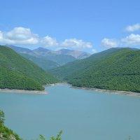 Жинвальское водохранилище :: Елена Байдакова