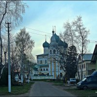 МИНИ-КРУИЗ ПО ГОРОДАМ ВОЛГИ-2019 :: Валерий Викторович РОГАНОВ-АРЫССКИЙ