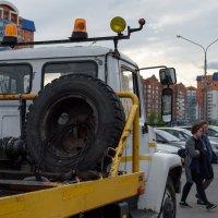 На парковке :: Валерий Михмель