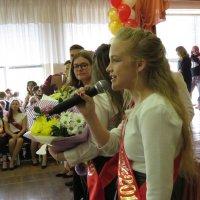 Выпускной 9-го класса в школе :: Ирина Бархатова