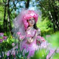 молодая прелестница :: Ирина Кулага