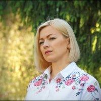 Портрет Татьяны Волошиной :: Сергей Порфирьев