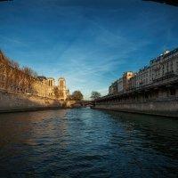 р.Сена,Париж,Франция... :: Александр Вивчарик