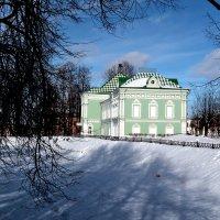 Бывший ров шуйского кремля. :: Сергей Пиголкин
