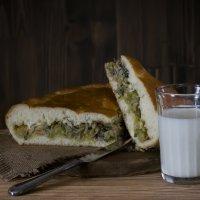 Молоко с пирогом :: Иван Помидоров