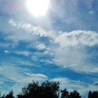 облачное небо :: Владимир