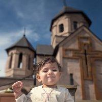 Алекс Армянская церковь :: Юлия Чекрыгина