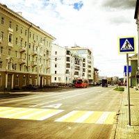 Улицами Казани :: Андрей Головкин