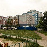городской пейзаж.... :: Юрий Шамсутдинов