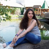 девушка золотая рыбка :: Олег Лукьянов