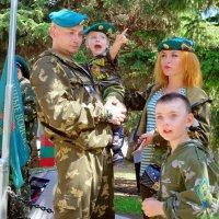 Им есть кого и что защищать! :: Андрей Заломленков