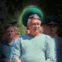 Коль стоял ты на границе — пограничник навсегда. :: Виктор Малород
