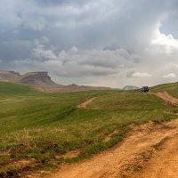 Дорога на плато Бермамыт... :: Болеслав (Boleslav)