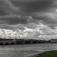 Каменноостровский мост :: Александр