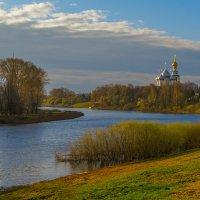 Вологодский пейзаж :: Сергей Цветков