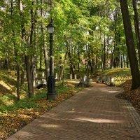 Осень в Царицыно :: Игорь Белоногов