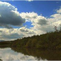 Златоуст. Река Ай. :: Александр Шимохин