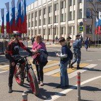 Красный. :: Maxim Semenov