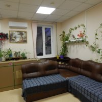 Комната реабилитации в Хосписе :: Валентина Пирогова