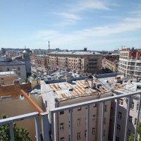 Вид на петербургские крыши в районе метро Лиговский проспект. :: Светлана Калмыкова