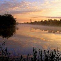 Тёплое утро :: Геннадий Худолеев