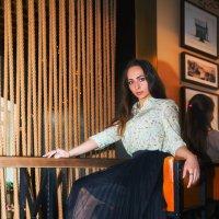 Кафе :: Евгений Бегунов-Воронов