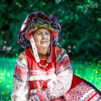 Традиционный костюм Тульской области :: Ирина Кулага