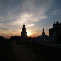 На закате :: Galina Solovova