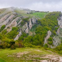 каменные гребни :: Андрей Козлов