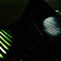 В зелёном свете фонаря :: Дмитрий Павлов
