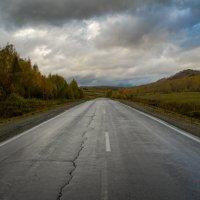 Дорога в небо :: Дмитрий Павлов