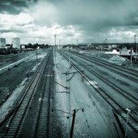 Стальные километры :: Андрей Головкин