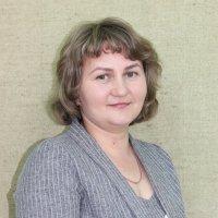 Наша учительница по живописи :: Елена Красильникова