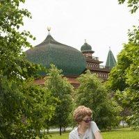 Первый день лета в Коломенском :: Mamatysik Наталья Бурмистрова