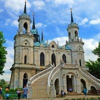 Владимирская церковь в Быково :: Mavr -