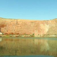 Исчезающее озеро :: Гала