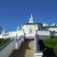 Лестница к храму :: demyanikita