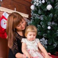 Мама и дочка :: Виктория Кустова