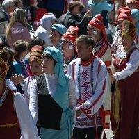 На празднике Шумбрат :: Евгений Анисимов
