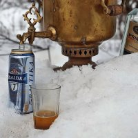 Для тех, кого жара слегка уже достала... :: Александр Резуненко