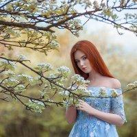 Flower Girl Spring :: Евгений MWL Photo
