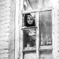 В окне :: Ежи Сваровский