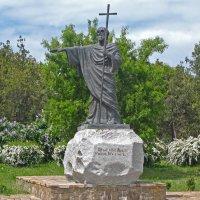 Памятник апостолу Андрею Первозванному в Херсонесе :: ИРЭН@ .