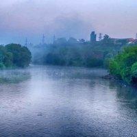 туман на реке :: юрий иванов