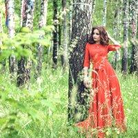лесная фея :: Татьяна Захарова