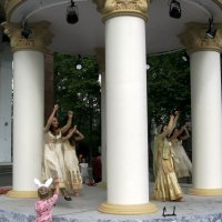 Танцуют все :: Татьяна Иванова