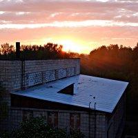 закат :: Андрей Кобриков